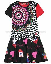 Desigual Girls' Dress Kinshasa, Sizes 5-14