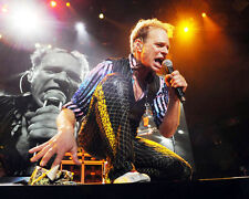 David Lee Roth Poster or Photo Van Halen in Concert
