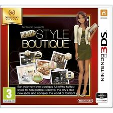 Nintendo Presents New Style Boutique Game 3DS (Selects) - Brand new!