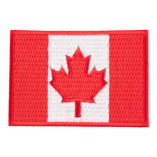 Canada Maple Leaf Flag Patch, Canadian Patches