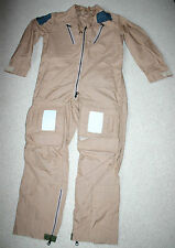 RAF AIRCREW FLYING SUIT MK16-A SIZE 6 - PERFECT CONDITION-ISSUED BUT NEVER WORN
