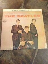 INTRODUCING THE BEATLES-- 1960'S LP--FACTORY SEALED