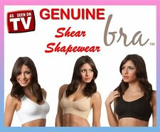 3x GENUINE Shear Shapewear Seamless Sports functional comfort bra ahh so comfy