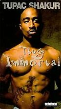 Thug Immortal: The Tupac Shakur Story (VHS, 1997)