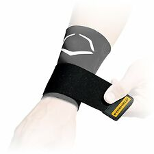 EvoShield Compression Wrist Sleeve with Performance Elastic Strap