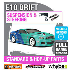 HPI E10 DRIFT CAR [Steering & Suspension] Genuine HPi Racing R/C Parts!