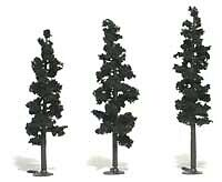 """Woodland Scenics-Ready Made Realistic Trees(TM) - Pines -- Conifer Green 6 to 7"""""""