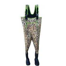 Neoprene Max5 Camo Chest Mud Road Wader Hunting Fishing Camouflage Clothing