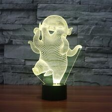 New Creative Cartoon Huba 3D LED Lamp