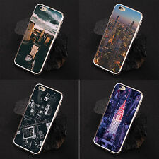 3D CITY NIGHT SCENERY CASE COVER FOR IPHONE 6S 7 PLUS SAMSUNG GALAXY S7 BONZER