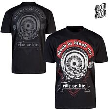 Blood in Blood out T-Shirt Ride or Die Men'S Shirt Berlin S to 3XL NEU