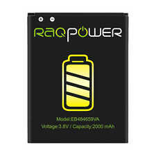 RAQPower Li-ion Battery EB484659VU For Samsung Galaxy Exhibit II 4G SGH-T679