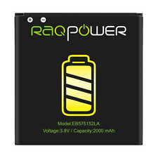 RAQPower Li-ion Battery EB575152VU For Samsung Galaxy S Captivate SGH-i897