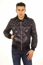 Dolce & Gabbana Men's Quilted Jacket BLACK