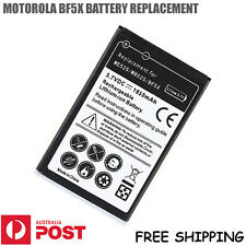 BRAND NEW Battery for Motorola BF5X Replacement Battery Defy MB525 Defy+ MB526