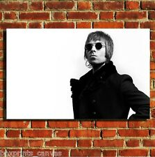 LIAM GALLAGHER OASIS MUSIC CANVAS WALL ART BOX PRINT PICTURE SMALL/MEDIUM/LARGE