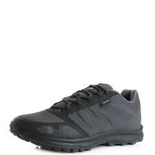 Mens The North Face Litewave Fastpack Phantom Grey TNF Black Trainers Shu Size