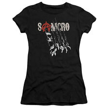 "Sons Of Anarchy ""Rip Through"" Women's Adult & Junior Tee or Tank"