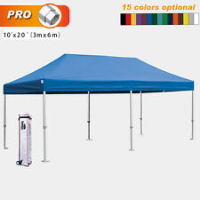 Eurmax Pro Pop Up 3x6m Tent Patio Gazebo W/roller Bag / Leg sand Weight Bag only