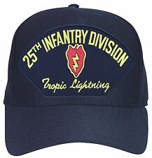25th Infantry Division Tropic Lighting with Patch Ball Cap