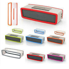 HOT Travel Box Silicone Carry Case Bag For Bose SoundLink Mini Bluetooth Speaker