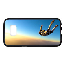 Sky Diving Samsung Protection Case Cover - S7/S6/S6/S5/Edge/Note