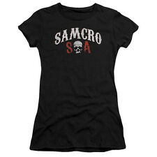 "Sons Of Anarchy ""Samcro Forever"" Women's Adult & Junior Tee or Tank"