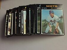 1971 Topps Baseball Lot You Pick - Finish Your Set - VG/EX to EX+ W/ High #'S