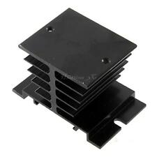 New Aluminum Heat Sink For Solid State Relay SSR Small Type Heat Dissipation CU