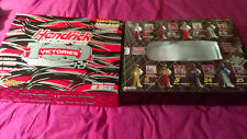 TWO Hendrick Motorsports 100 Victories 1/24 & 1/64 Diecast Car Set With Figures