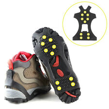 Cleats Over Shoes Studded Snow Grips Ice Grips Anti Slip Snow Shoes Crampons CZ