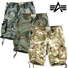 Alpha Industries Shorts Terminal C Cargo trousers Cargo Pants Bermuda Shorts NEW