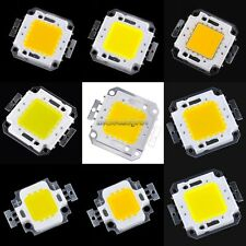 High Power 10/20/30/50/100W LED Chip Cool White SMD LED Panel 900-9000LM Lamp NC