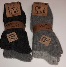 Thermo Socks with Alpaca wool, prewashed, 2 Pair