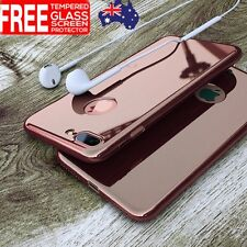 Hybrid 360 Shockproof Case Cover Tempered Glass for New Apple iPhone 7 6 6s Plus