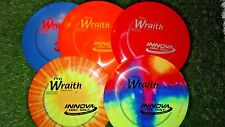 choose your new Wraith Pro distance driver from Innova disc golf 11 5 -1 3