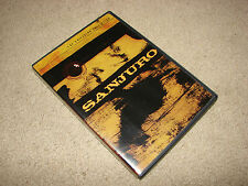 SANJURO (1962) Criterion #53, Widescreen, First Printing, Used DVD, Booklet, VG