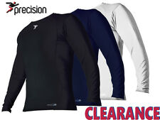 *CLEARANCE NEW* PRECISION TRAINING - BASE LAYER LONG SLEEVE SHIRTS - CB3