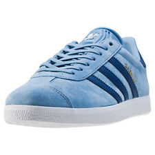 adidas Gazelle W Womens Trainers Blue Navy New Shoes