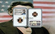 1996 S LINCOLN PENNY PROOF 1c NGC PF69 RD ULTRA CAMEO PORTRAIT LABEL