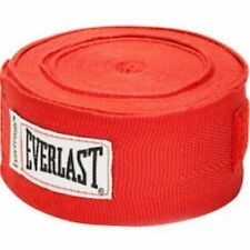 Everlast Red Hand Wraps MMA Boxing Fitness NEW