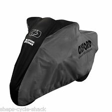 Oxford Dormex Indoor Small Motorcyle Cover Scooters Commuters & Lightweight