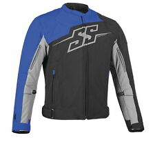 Speed and Strength Men's Hammer Down Textile Jacket Blue Free Size Exchanges