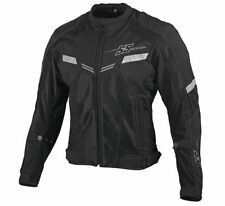 Speed and Strength Men's Power And Glory Mesh Jacket Black Free Size Exchanges