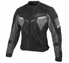 Speed and Strength Men's Power And Glory Mesh Jacket Silver Free Size Exchanges