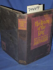 TOLKIEN,  J.R.R. THE RETURN OF THE KING