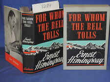Hemingway, Ernest For Whom the Bell Tolls 1968