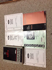 1995 Lincoln Mark VIII Service Repair Shop Workshop Manual OEM Set W LOTS OEM