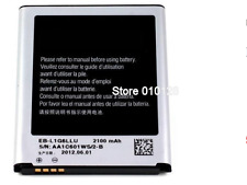 Brand New Battery Replacement for Samsung Galaxy S3 SIII i9300 i747 T99,  S4