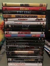 DVD lot 3.49 each K-L